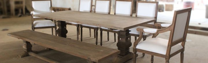 Teak Outdoor Furniture Stock Clearance From Indonesia