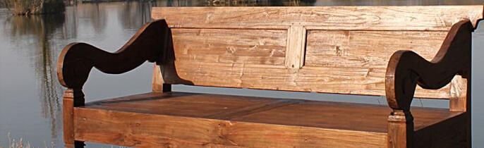 Reclaimed Teak Wood To Make Outdoor Furniture