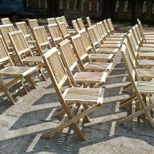 teak outdoor furniture factory