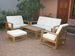outdoor furniture cushions on sofa sets