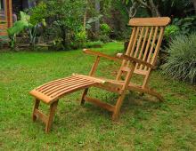 Teak Deck Chair