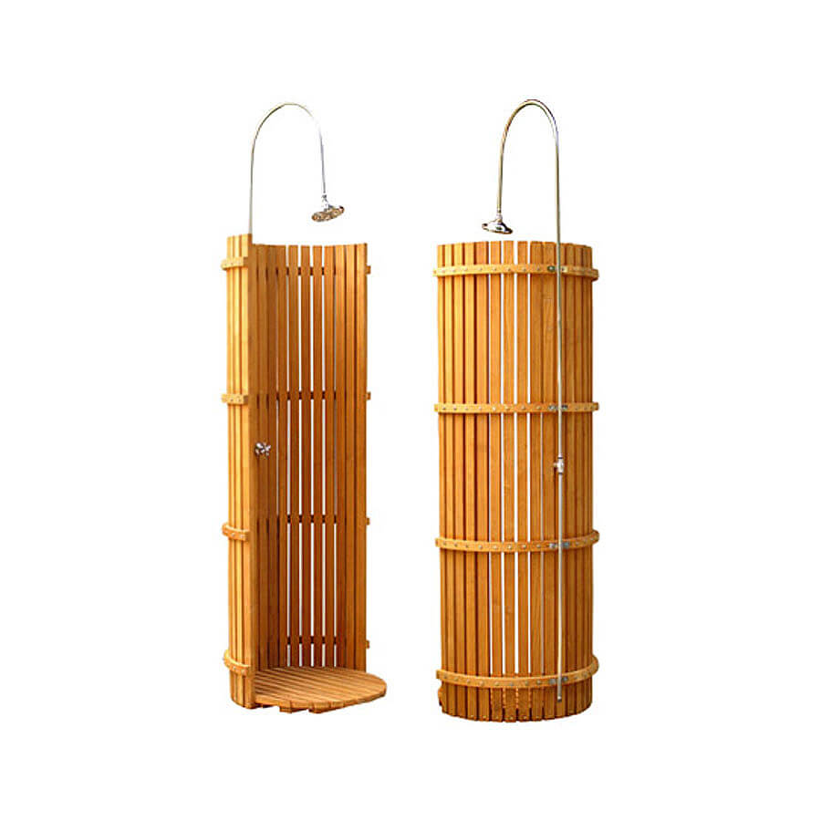 Teak Shower Stands