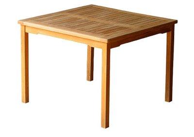 Classic Teak Bistro Table 100
