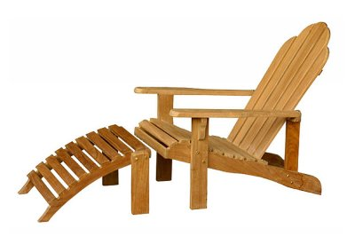 Outdoor Classic Adirondack Chair
