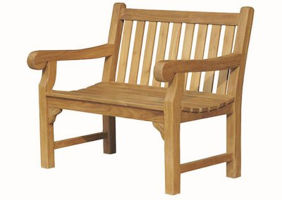 Classic Outdoor Bench Big Ben