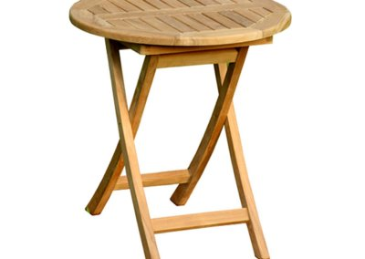 Classic Round Folding Table 60