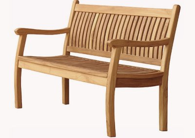 Kintamani Teak Garden Bench 150