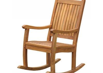 Kintamani Garden Rocking Chair