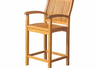 Marley Bar Chair With Arm