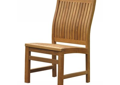 Marley Stacking Chair No Arm