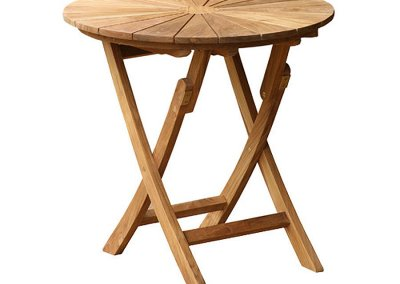 Matahari Garden Folding Table 80
