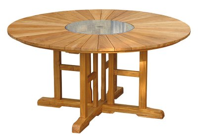 Matahari Fixed Leg Folding Table