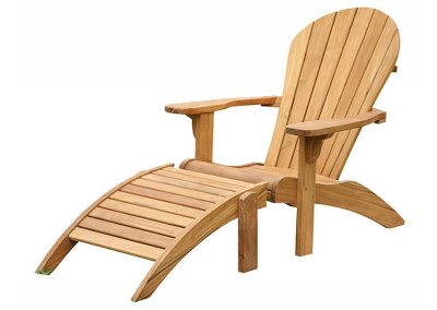 New Adirondack Outdoor Chair