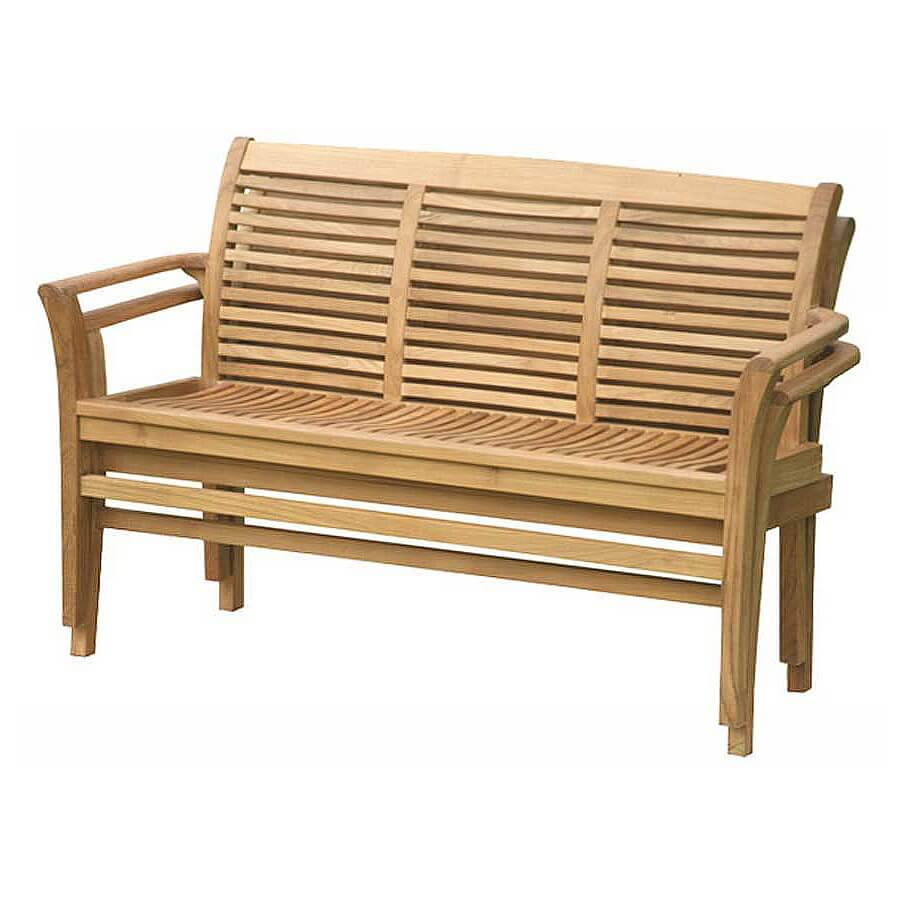 teak stacking chairs