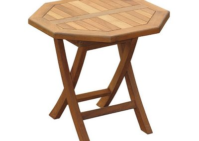 Octagonal Picnic Folding Table