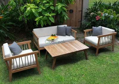 Moshet Garden Lounge Set