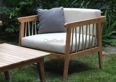 Moshet Garden Lounge Chair
