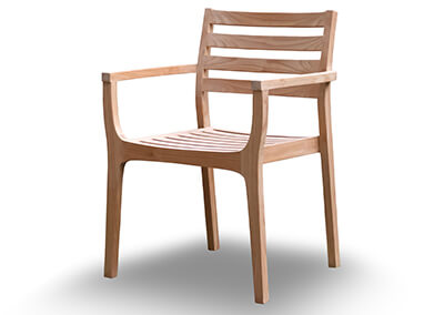 Karimun Stacking Chair